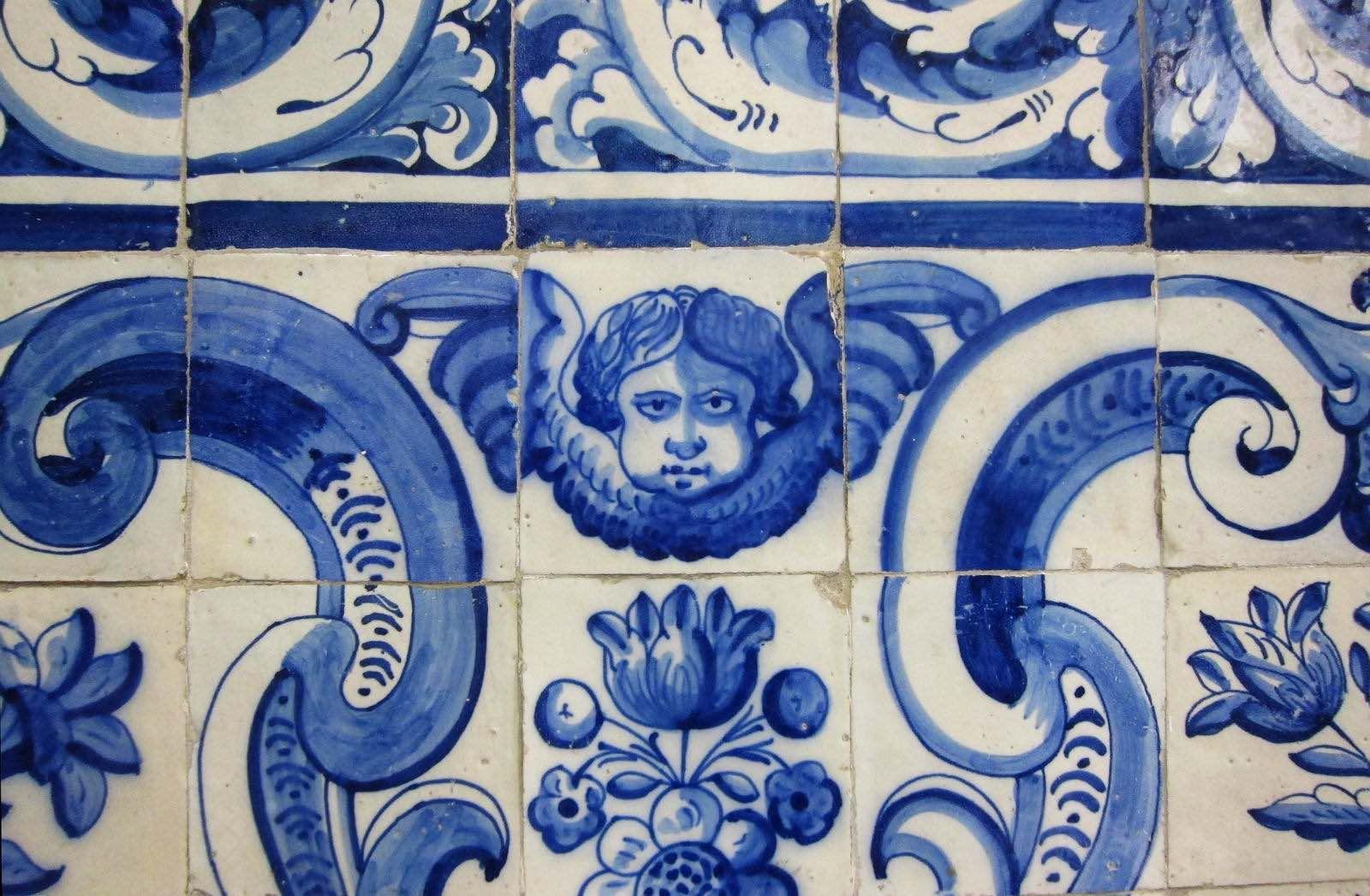 Lisboa secreta a infinita riqueza de azulejos for Azulejos historia